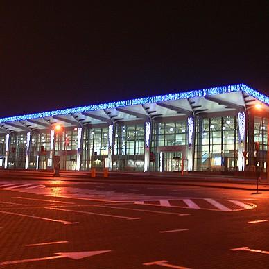 Поставка электрооборудования питающей подстанции харьковского аэропорта