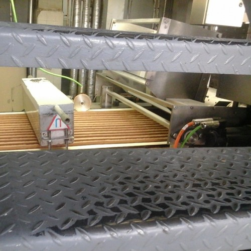 Автоматизация линии производства воздушных батончиков «Мажор»