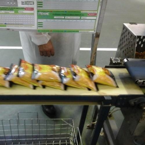Автоматизированная система контроля качества продукции ТМ «Мивина»