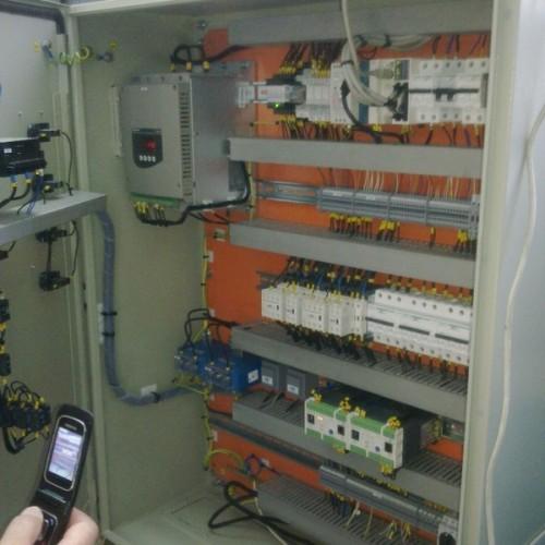Моніторинг, диспетчеризація і керування системою водовідведення міста Нова Каховка