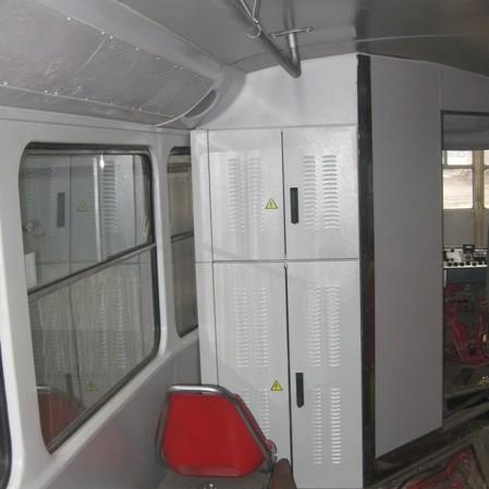 Модернізація електрообладнання рухомого складу МЕТ Харкова