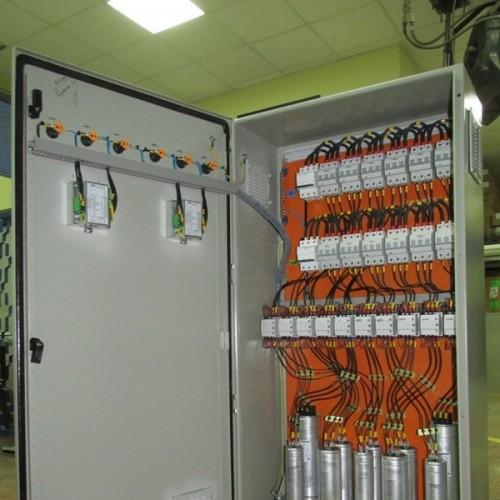 Електрощитове обладнання, м'ясокомбінат в Харківській області