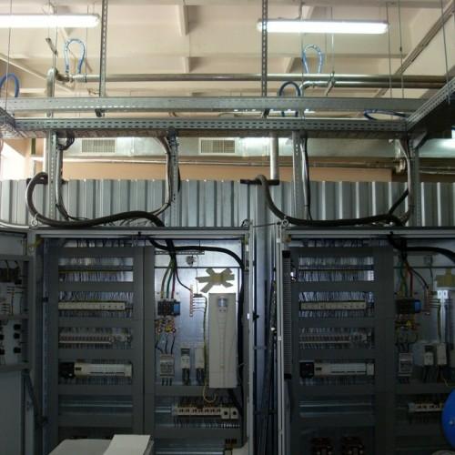 Організована сучасна система електропостачання кондитерської фабрики «АВК»
