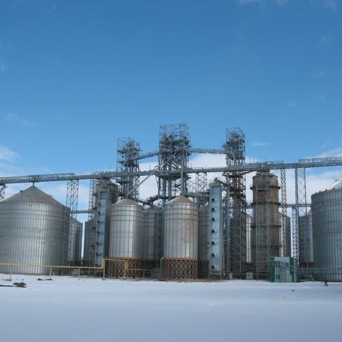 Реализован проект автоматизации элеватора 580 тыс.тонн агрохолдинга UkrLandFarming