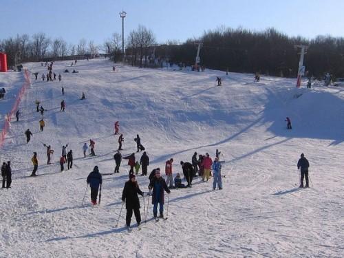 Модернізація траволатора, парк розваг «Лавина», Дніпропетровськ