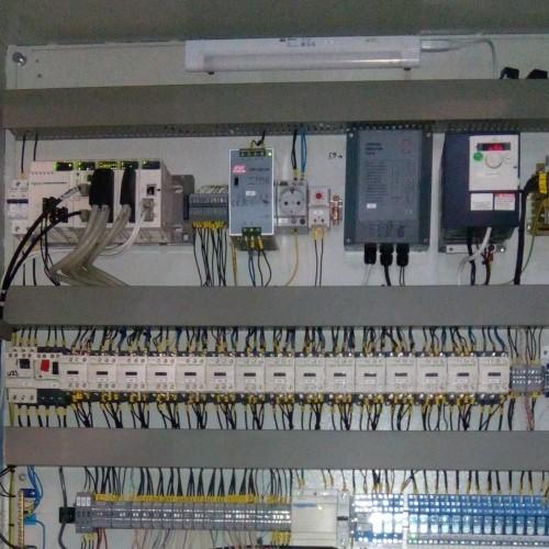 Автоматизована система керування модуля мікродозування сипучих компонентів