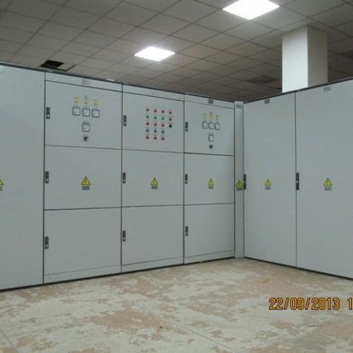 Организация системы электроснабжения супермаркетов сети «Класс»