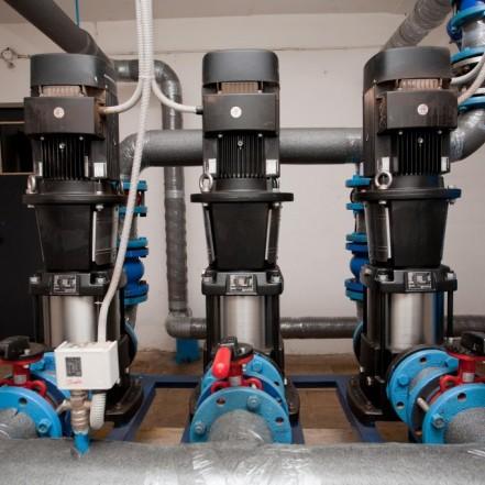 Автоматизирована система водоотведения города Новая Каховка