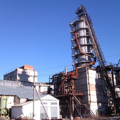 Modernization of control current system of Karlovskii sugar-mill